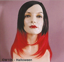 BCW106 Women Costume Wig, Halloween