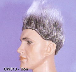 BCW513 Men Costume Wig, Don