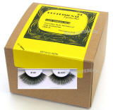 Item # BEL100, Fake Eyelashes, 2 Dozen Pack, packed in bulk, Made in Indonesia