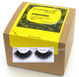 Item # BEL101, Fake Eyelashes, 2 Dozen Pack, packed in bulk, Made in Indonesia