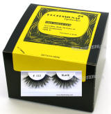 False Eyelashes in Bulk, 24 pairs Pack, Made in Indonesia