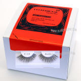 Cheap Bulk Eyelashes for professionals, 24 pairs Pack, Made in Indonesia