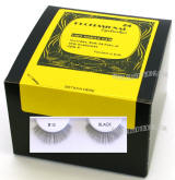 2 Dozen pack eyelashes, BEL12