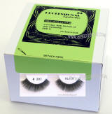 Wholesale bulk eyelashes, 24 piece pack,