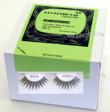 false eyelashes, 24 pieces pack, Item # BEL38