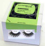 false eyelashes, 24 pieces pack, Item # BEL40