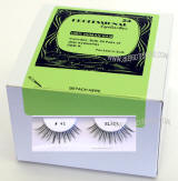 false eyelashes, 24 pieces pack, Item # BEL41