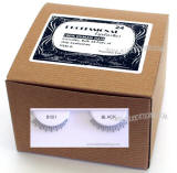 Faux Eyelashes in bulk, 2 dozen pack