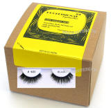 Allied Trading Bulk Eyelashes, Fake Eyelashes in bulk, 24 piece pack, allied trading