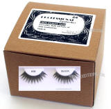 Bulk Eyelashes, 2 Dozen Pack, Fake Eyelashes in Bulk Pack