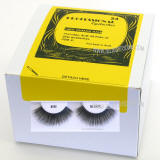 Fake Eyelashes, 2 Dozen Pack, packed in bulk, Made in Indonesia