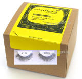 Item # BEL82, Fake Eyelashes, 2 Dozen Pack, packed in bulk, Made in Indonesia