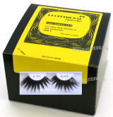 Thickest & longest eyelashes, Packed in bulk, 2 dozen pack, Human hair lashes.