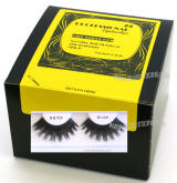 Thickest & longest eyelashes, Packed in bulk, 2 dozen pack, Human hair eyelashes.