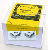Wispy Type 2. wispies, wispy eyelashes, 24 pack bulk eyelashes, item # BELWSPTP2, human hair eyelashes, upper eyelashes, wholesale strip eyelashes, sold in 24 pack quantities