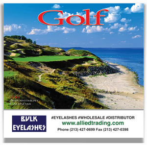 2016 Allied Trading Golf Calendar