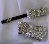 hair barrette pin, item # ba190