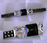 swarovski wholesale hair accessories, hair barrette