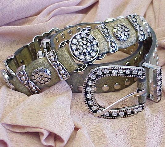 BTK14P - ladies stylish belts