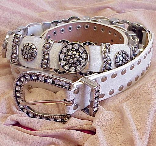 BTK14W - ladies stylish belts