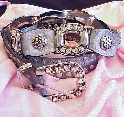 BTK15G - ladies stylish belts