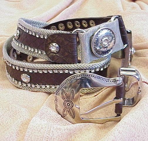 BTK16D - ladies stylish belts