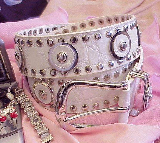 BTK17W - ladies stylish belts