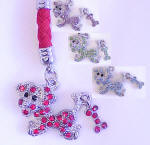 CEK51 CELL PHONE CHARM AND STRAP