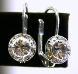 Swarovski Lever back Earrings