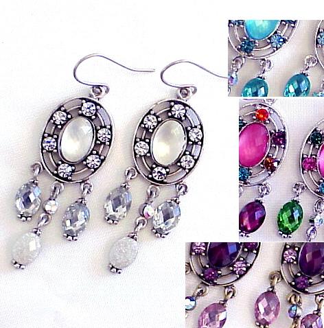 Wholesale Chandelier Earrings wholesale beaded chandelier earrings ...