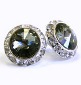 ARC66 Swarovski Clip-On Earrings