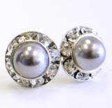 ITEM # ARP41 wholesale pearl stud earrings