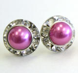 pearl jewelry earrings
