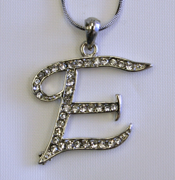 enchanted twig alphabet letter e necklaces personalized initial necklace crystal jewelry with